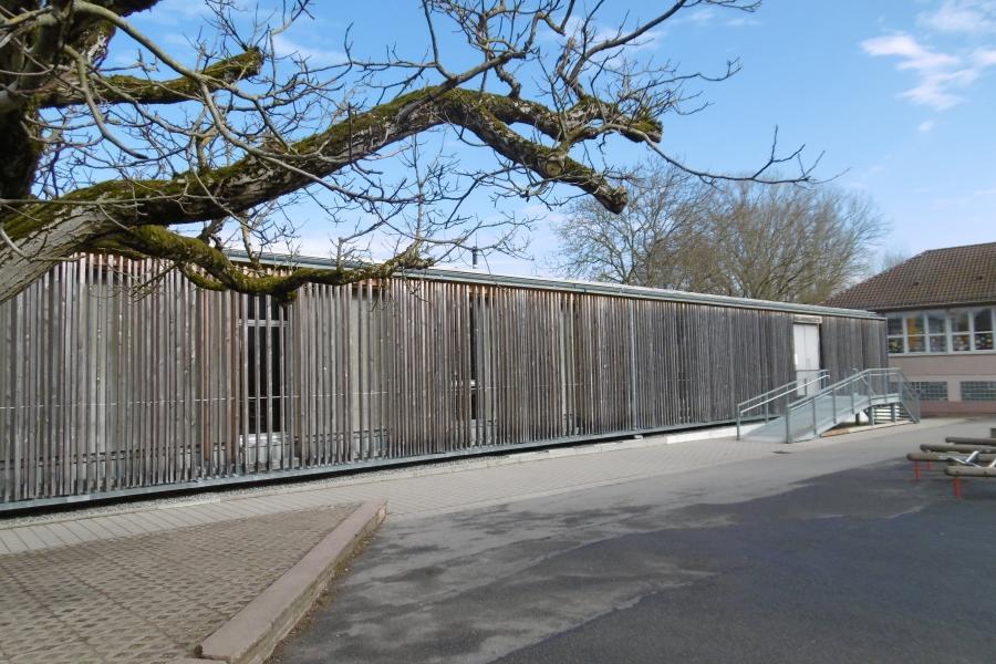 Die KZ-Gedenkstätte Neckarelz, Foto von Dorothee Roos