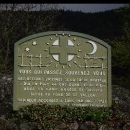 Gedenkstätte des Tunnels von Urbès